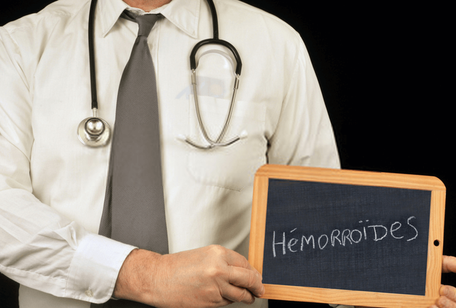 combien de temps dure les hemoroides